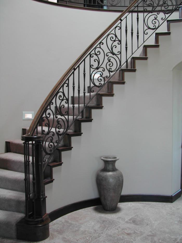 welded balustrades