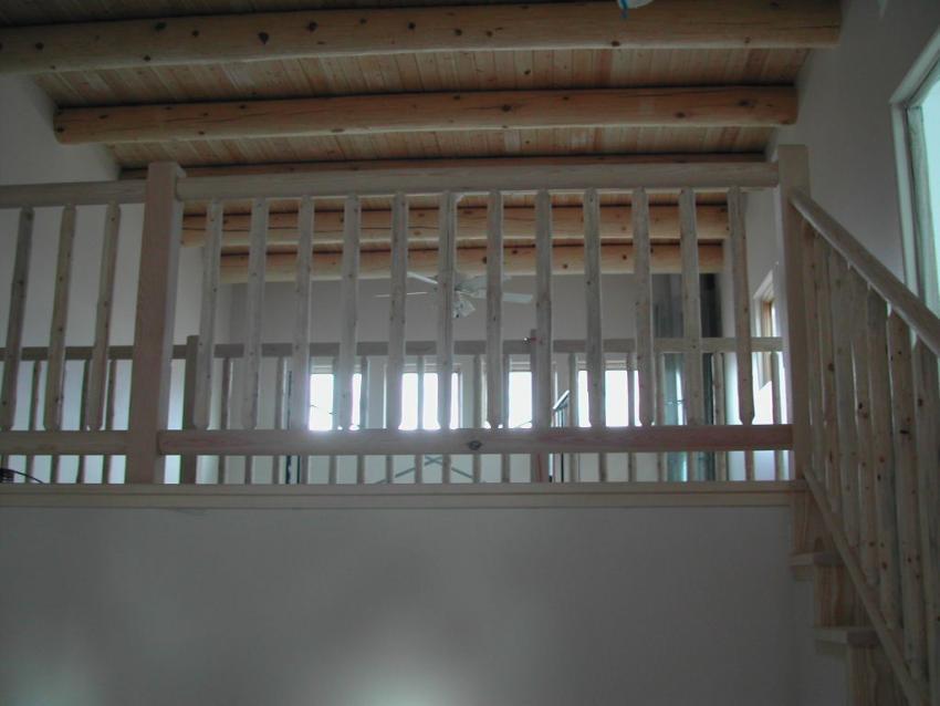 Wood Balustrades